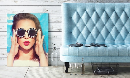 Personalised Photo Canvas from £4.99