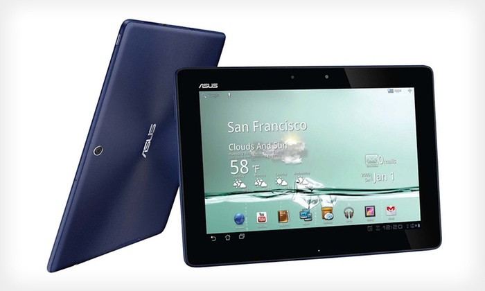 ASUS 32GB Transformer Tablet: $349 for an ASUS 32GB Transformer Tablet in Blue (Refurbished) ($399.99 List Price). Free Shipping and Free Returns.