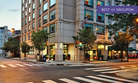 Stay at Hampton Inn Philadelphia Center City-Convention Center in Philadelphia, with Dates into April