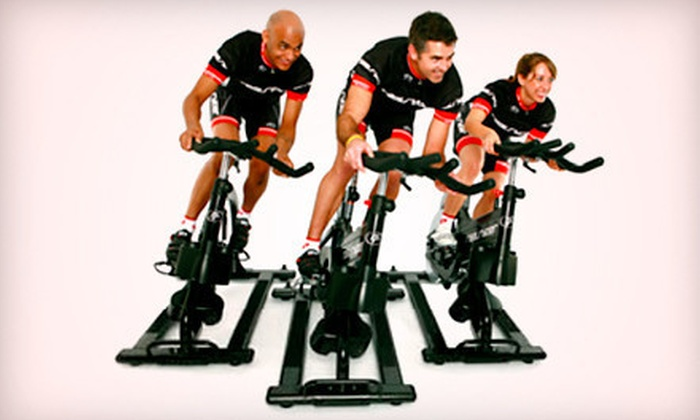 H.E.A.T. 4 Athletes - Milford: 6 or 12 RealRyder Spin Classes or Boot-Camp Classes at H.E.A.T. 4 Athletes in Milford (Up to 70% Off)