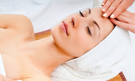 Classic Facial with an Enzyme Treatment, Relaxation Massage, or Shellac Manicure at Salon 234 ( 50% Off)