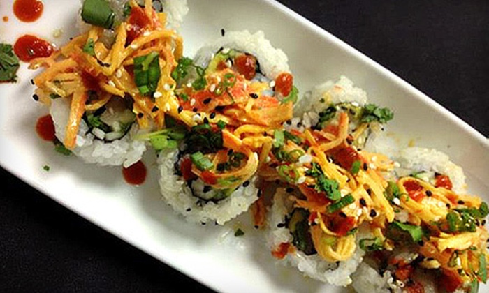 Stir Fry Cafe - Knoxville: $15 for $30 Worth of Asian Food at Stir Fry Cafe