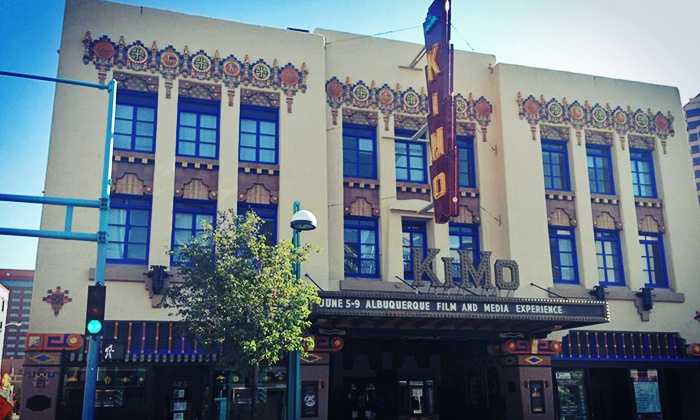 """KiMo Theatre - KiMo Theatre: Two Tickets to """"Ticket to Ride"""" on November 15 or 16 at KiMo Theatre (Up to 50% Off)"""