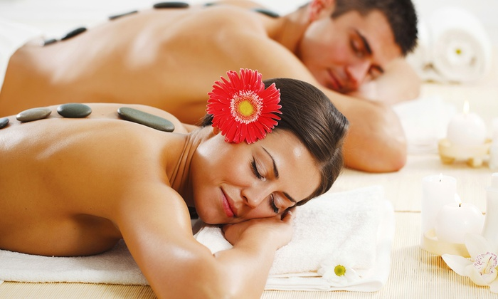 The Relaxing Den - Murfreesboro: Deluxe or Couples Deluxe Hot-Stone Aromatherapy Massage Package at The Relaxing Den (Up to 63% Off)