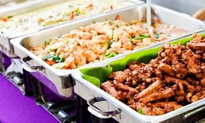 La Villa du Dragon: Buffet chinois à volonté pour 1, 2, 4 ou 6 personnes dès 7,50 € au restaurant La Villa du Dragon