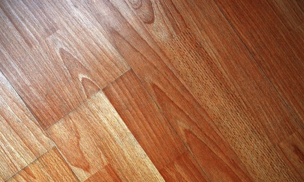 Hardwood Floor Cleaning and Polishing from Arrow Carpet Cleaners (50% Off)