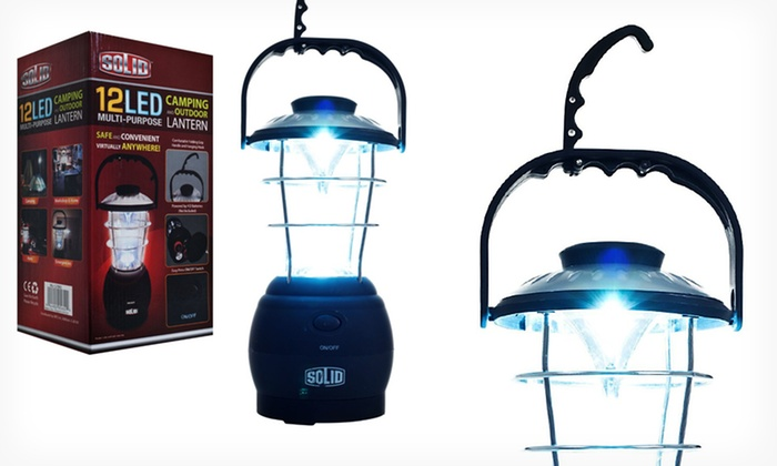 Whetstone 12-LED Multipurpose Camping and Outdoor Lantern: Whetstone 12-LED Multipurpose Camping and Outdoor Lantern. Free Returns.
