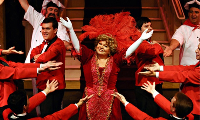 """""""Hello, Dolly!"""" - Central London: """"Hello, Dolly!"""" Starring Sally Struthers at Budweiser Gardens on November 5 at 7:30 p.m. (Up to 53% Off)"""
