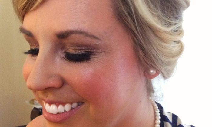 Miranda Hair2 Makeup - Lower Garden District: $150 for $300 Groupon — Miranda's Hair2Makeup