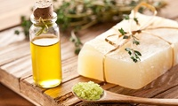 Half-Day Soap Making Course with Cream Tea for One or Two with Lilypie Cafe (Up to 63% Off)
