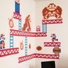 Donkey Kong or Mario Wall Stickers