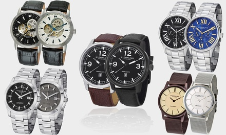 Stuhrling Original Men's Clearance Watch Blowout (Up to 96% Off)