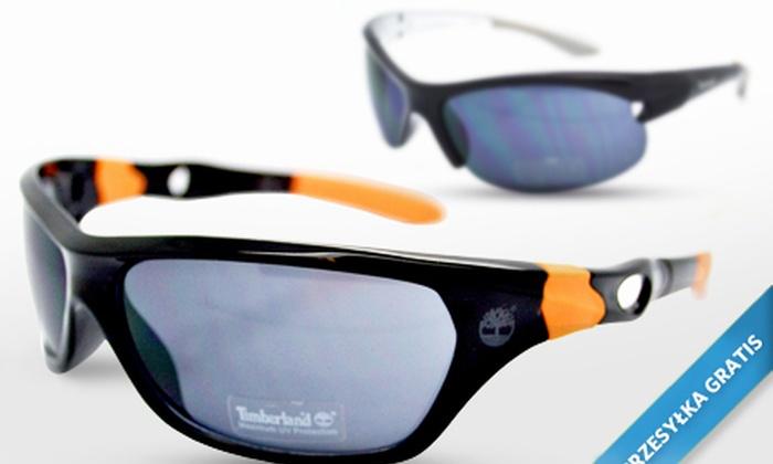 Groupon Goods Global GmbH: 119 zł zamiast 349 zł: sportowe okulary przeciwsłoneczne Timberland z przesyłką