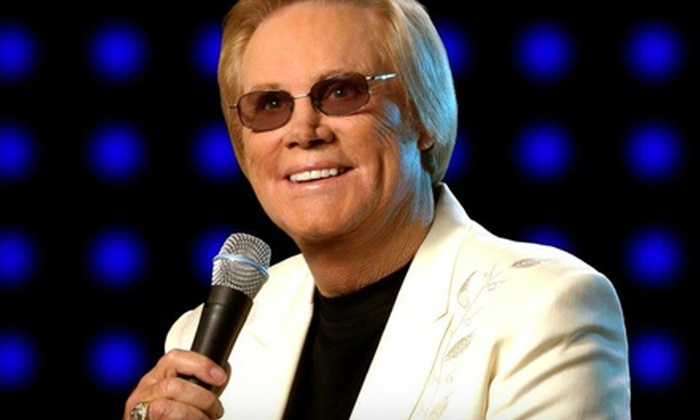 AEG Live Florida - Downtown Savannah: George Jones at Johnny Mercer Theatre in Savannah Civic Center on Friday, August 17, at 8 p.m. (Up to $46.50 Value)