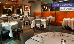Castile Restaurant: Latin Fusion Lunch or Dinner for Two or Four at Castile Restaurant (Up to 43% Off)