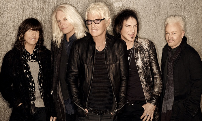 RiverEdge Park - RiverEdge Park: REO Speedwagon at RiverEdge Park on Saturday, July 18, at 8 p.m. (Up to 40% Off)