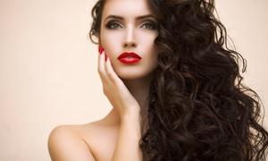 New Energy: Hair styling con taglio, piega, colore, effetti come shatush e trattamento alla cheratina (sconto fino a 87%)