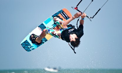 image for Two-Hour Introduction for One or Two at Essex Kitesurfing School (Up to 75% Off)
