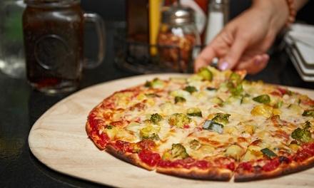 Menu pizza con antipasto e birra per 2 o 4 persone da Beerbante (sconto fino a 59%)