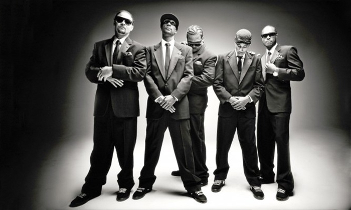 Bone Thugs-n-Harmony with A$AP Ferg - Myth: Bone Thugs-n-Harmony with A$AP Ferg at Myth Live Event Center on Saturday, February 8 (Up to 43% Off)
