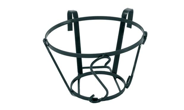 Portavasi in ferro battuto groupon goods for Amazon portavasi da balcone