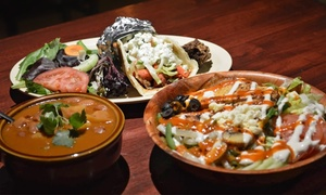 Pronti Bistro: Indian Cuisine at Pronti Bistro (35% Off). Two Options Available.