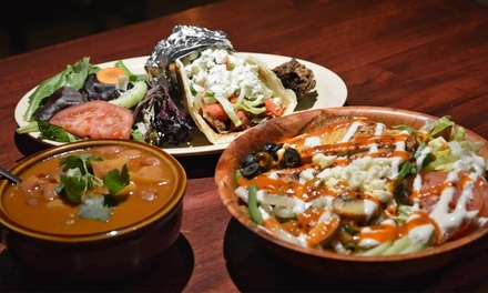 Indian Cuisine at Pronti Bistro (35% Off). Two Options Available.