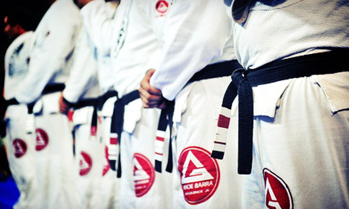Gracie Barra Rio Grande Valley - Multiple Locations: 10 or 20 Brazilian Jiu Jitsu, Muay Thai, or Women's Fight Fitness Classes at Gracie Barra (Up to 90% Off)