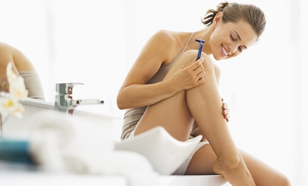 6 Laser Hair-Removal Treatments on a Small, Medium, or Large Area at Bossier Healthcare for Women (Up to 71% Off)