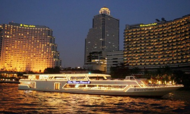 Bangkok: Dinner Cruise on Chao Phraya 1