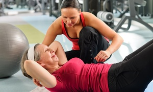 Betty's Fitness Club: Two, Four, or Six Personal-Training Sessions at Betty's Fitness Club (Up to 72% Off)