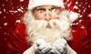Naylor Family Farm - Mill Branch: $29 for Photos with Santa and Farm Visit for Four at Naylor Family Farm ($71 Value)