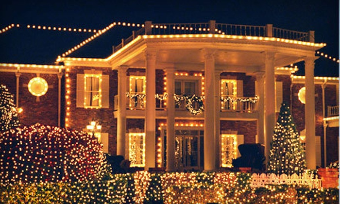 At Your Service Limo - New Orleans: Three-Hour Holiday-Lights Tour in a Limo or SUV from At Your Service Limo (Up to 56% Off)