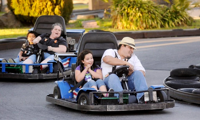 Scandia Family Center - Fairfield: $5 for a Fun Card with 110 Credits at Scandia Family Center ($10 Value)