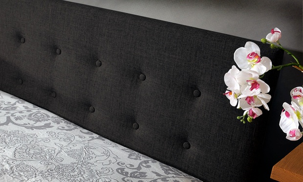 Fabric Ottoman Storage Bed Groupon Goods