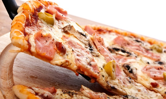 Z-Place Pizza - Huntington: Pizzeria Food at Z-Place Pizza (45% Off). Two Options Available.