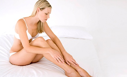 Four or Six Cellulite-Reduction Treatments at Pure Elements Day Spa (Up to 81% Off)