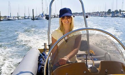Le permis bateau côtier à 139,99 € avec Wave Pilot