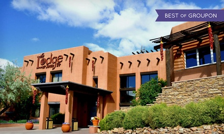 Stay at The Lodge at Santa Fe in New Mexico. Dates into May.