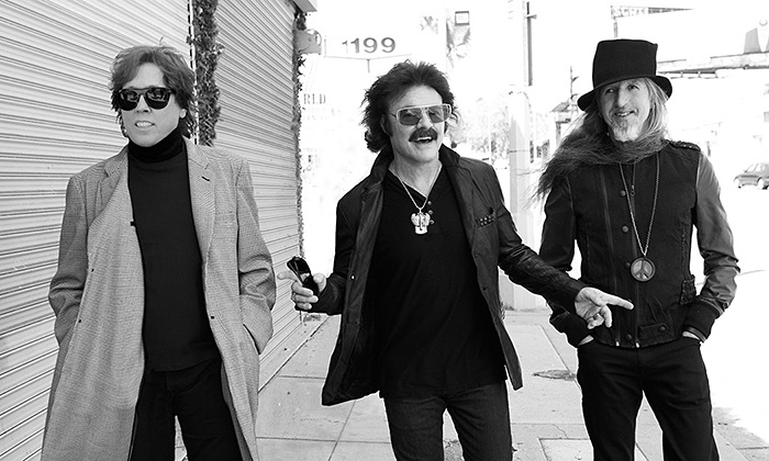 The Doobie Brothers with Don Felder - Charter Amphitheater: The Doobie Brothers with Don Felder at Charter Spectrum Amphitheatre on Friday, May 1 (Up to 36% Off)