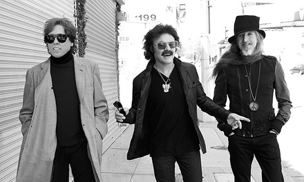 The Doobie Brothers with Don Felder at Charter Spectrum Amphitheatre on Friday, May 1 (Up to 36% Off)
