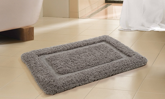 Freeport Luxury 17 Quot X24 Quot High Pile Memory Foam Bath Mat