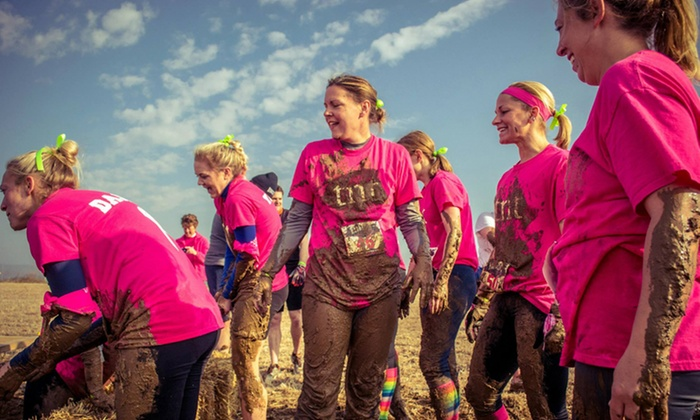 Hardcore Mudd Run - Clinton County Fair Grounds: Hardcore Mudd Run Registration for One or Two (Up to 53% Off)