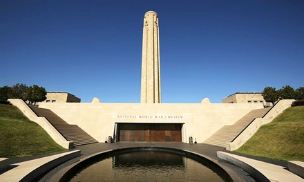 National World War I Museum at Liberty Memorial Visit for Two or a Family of Four (Up to 48% Off)
