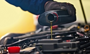 Tire Service and More: Oil-Change Package or Auto Service at Tire Service and More (Up to 58% Off)