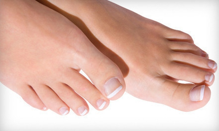V Kare - Champlin: Nail-Fungus Removal for One or Both Hands or Feet at V Kare Cosmetic Medicine and Skin Care in Champlin (Up to 62% Off)