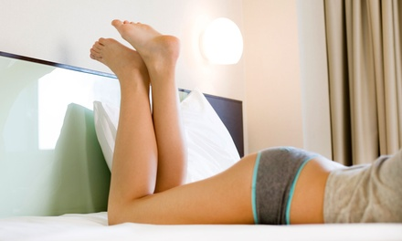Six Laser Hair-Removal Sessions for Small, Medium, or Large Areas or for the Entire Body at Manhattan Laser Spa