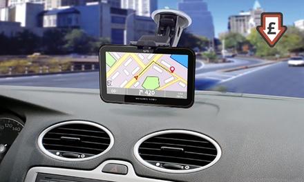 GoSmart GPS Navigation System for £29.99 (77% Off)