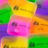 Insta Heat Reusable Hand Warmers 5-Pack