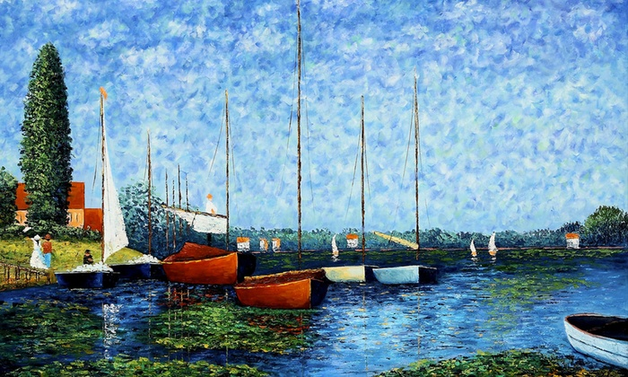 OverstockArt.com: Replica Van Gogh, Monet, Klimt, and More Paintings from OverstockArt.com (Up to 61% Off). Three Options Available.